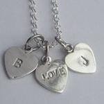 Darling Hearts Necklace