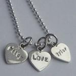 Darling Hearts Necklace 2