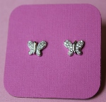 Butterfly Sparkles Earrings