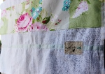 SHABBY AND CHIC FOUR SACK KITCHEN TOWEL~VICTORIAN ROSES
