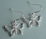 BUTTERFLIES FLUTTERBY EARRINGS