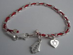RED STRING KABBALAH BRACELET