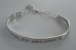 DREAMS ARE WISHES BANGLE CUFF