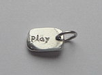 PLAY~DARLING DOG TAG
