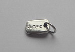 DANCE~DARLING DOG TAG