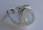 TWILIGHT~BELLA'S RAINBOW MOONSTONE RING