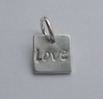 LITTLE SQUARE TAG~ LOVE