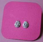 Teardrop Sparkles Earrings