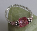 SWAROVSKI CRYSTAL STRETCH RING